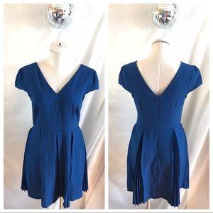 ModCloth Myrtlewood of CA Retro Style Pleat Dress